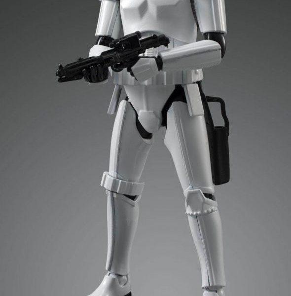 Stormtrooper 1/12 Model Kit BANDAI