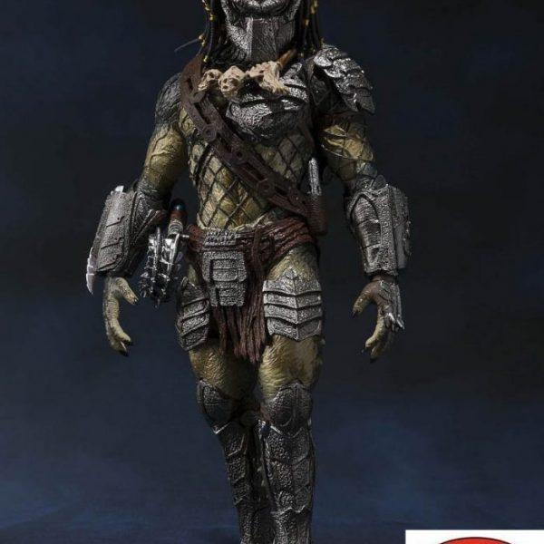Predator Wolf Action Figure Bandai