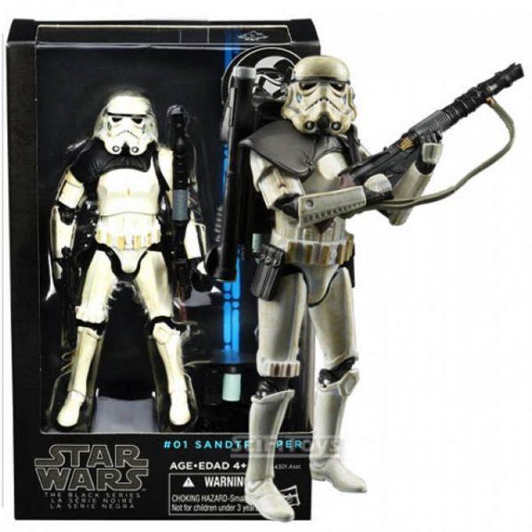 Star Wars Imperial Sandtrooper Black Series Hasbro