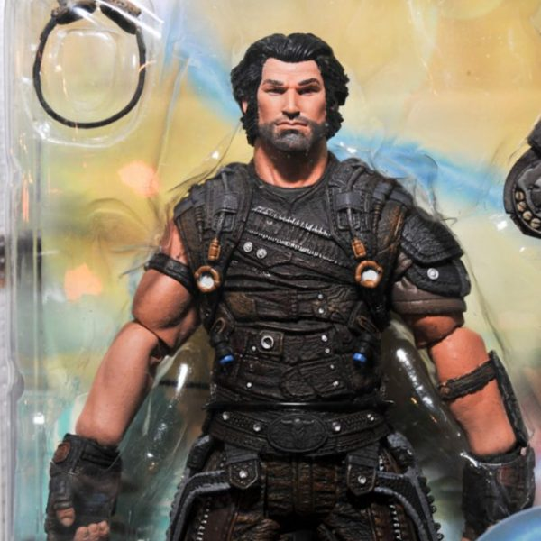 Bulletsorm Grayson Hunt Neca