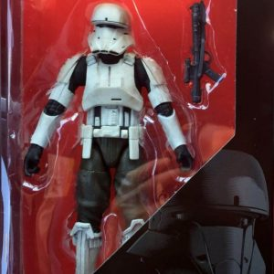 Star Wars Hover Tank Driver Action Figure Black Series Hasbro