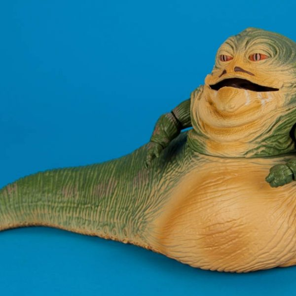 Jabba the Hutt Black Series Hasbro