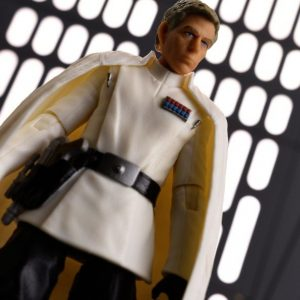 Star Wars Rogue One Diretor Krennic Action Figure Black Series Hasbro