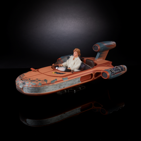 Star Wars Black Series T-34 Luke's Landspeeder Hasbro