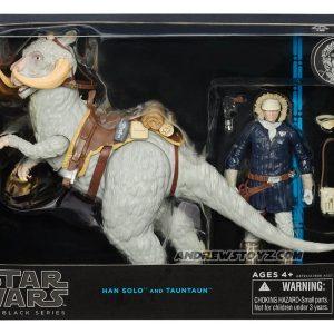 Star Wars Han Solo e Tauntaun Black Series Hasbro