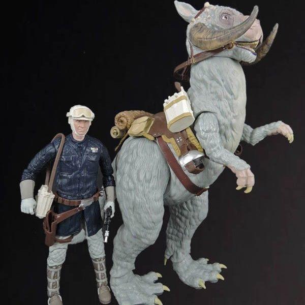 Han Solo e Tautaun Black Series Hasbro
