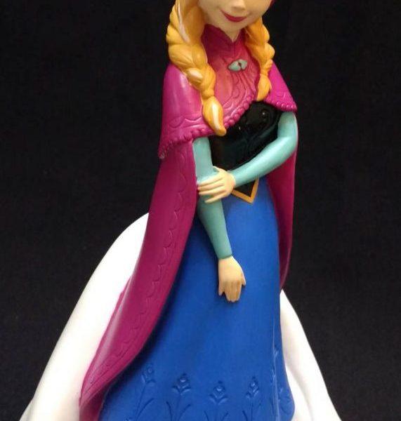 Disney Store Anna Frozen Cofre Original