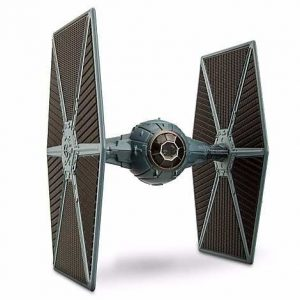 Star Wars Tie Fighter Classic Die Cast Disney