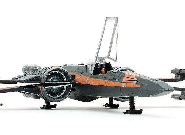 Star Wars Poe Dameron's X-Wing Disney Exclusive