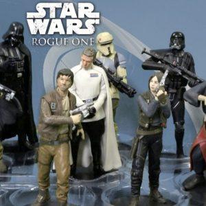 Star Wars Rogue One Figure Set Disney Store