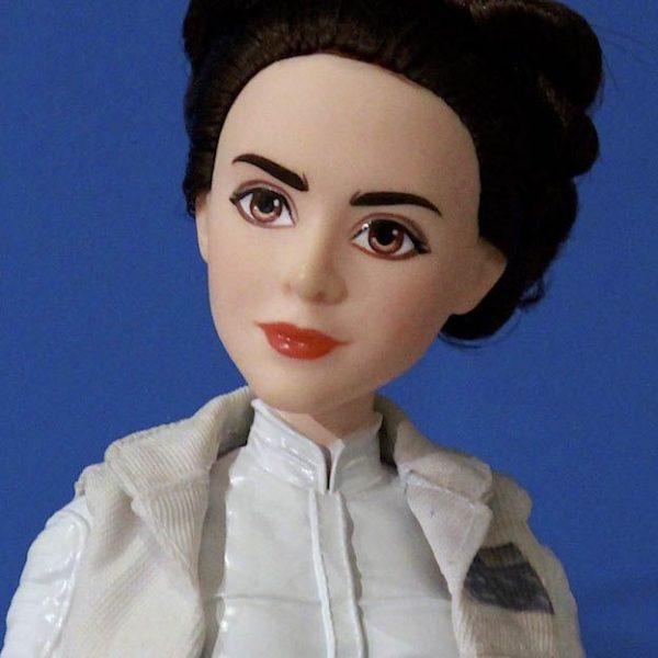 Star Wars Force of Desteny Princesa Leia Boneca Hasbro