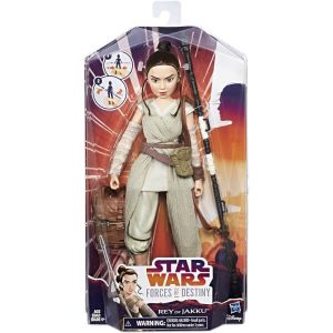 Star Wars Force of Desteny Rey Boneca Hasbro