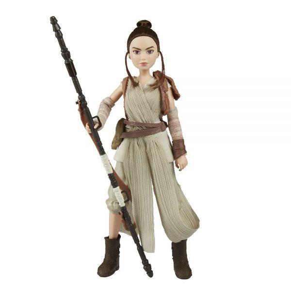 Star Wars Force of Desteny Rey Boneca Hasbro