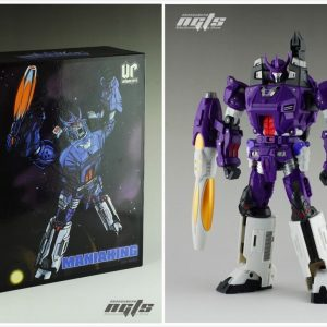 Transformers G-1 Galvatron Action Figure Maniaking