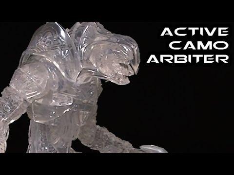 Halo-2 Arbiter Active Camuflage