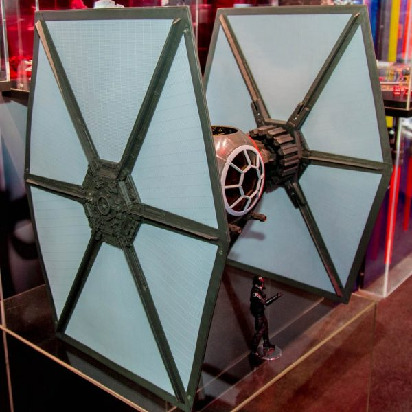 Star Wars First Order Tie Fighter Special Forces Black Series Hasbro