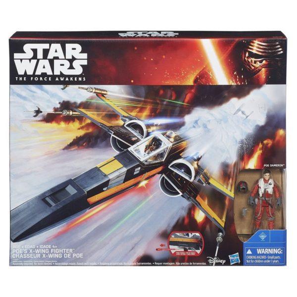 Star Wars Poe Dameron's X-Wing Hasbro