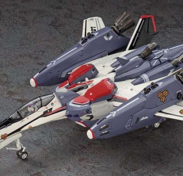 Macross VF-25F/S Super Messiah 1/72 Model Kit Hasegawa