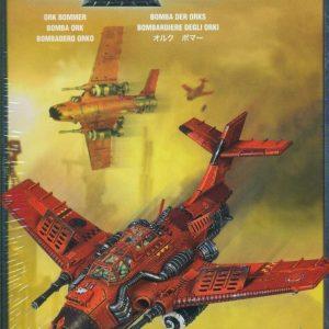 Warhammer 40K Ork Boomer Jet Bomber Game Workshop