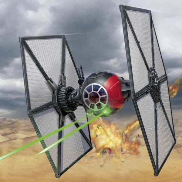 First Order Tie Fighter Special Forces 1/35 Model Kit REVELL
