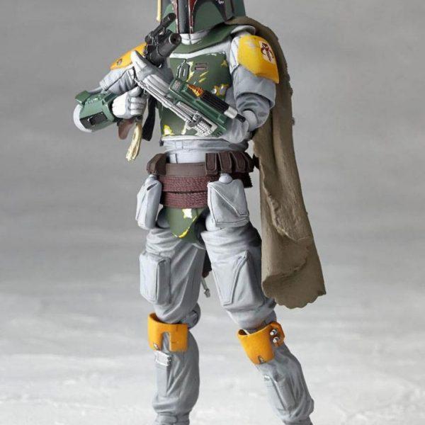 Star Wars Boba Fett Action Figure Revoltech Kayodo