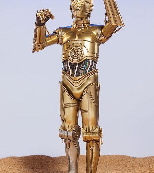 Star Wars C3-PO 1/6 Action Figure Sideshow