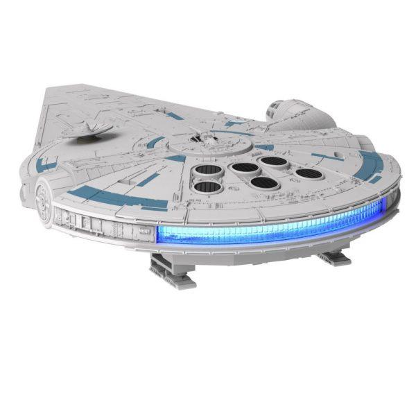 Star Wars Solo Millenium Falcon Eletronic Revell