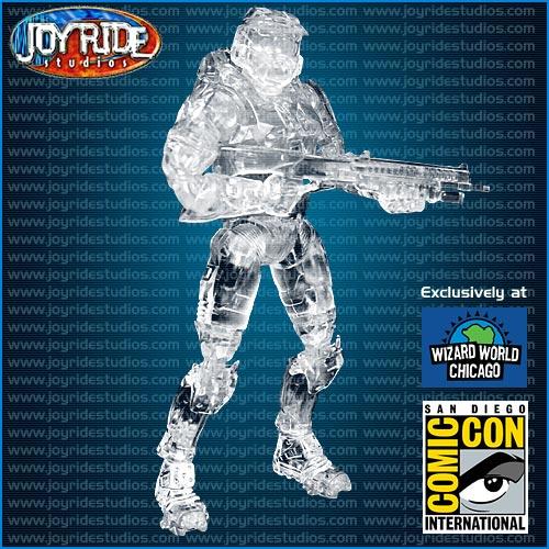 Halo-2 Masterchief CAMO Joy Ride