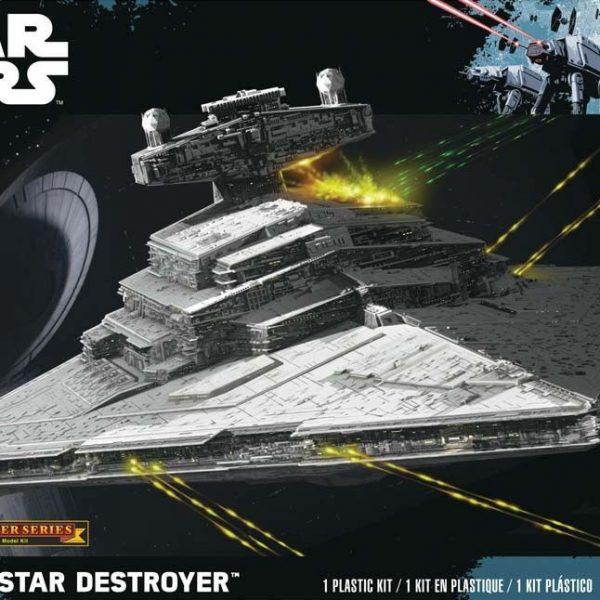 STAR DESTROYER Revell-Zvezda 1/2700