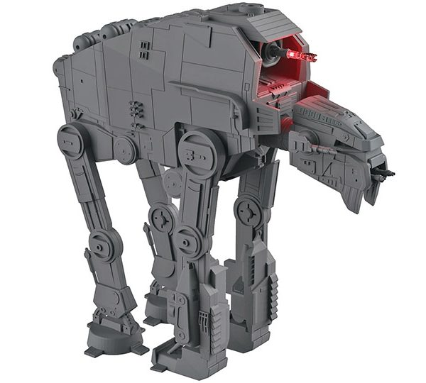 Star Wars AT-M6 Eletronic Revell