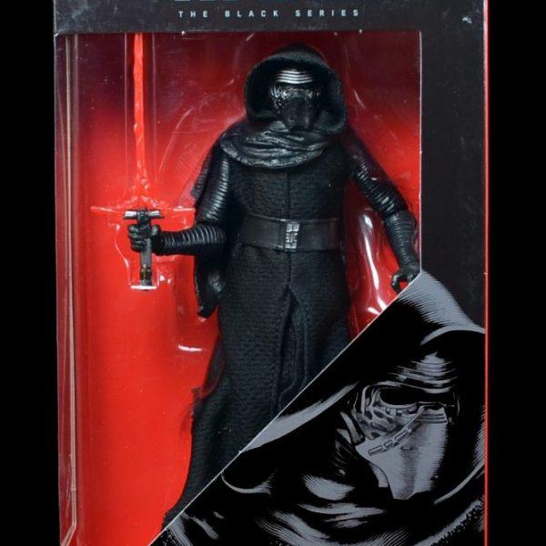Star Wars Kylo Ren Action Figure Black Series Hasbro
