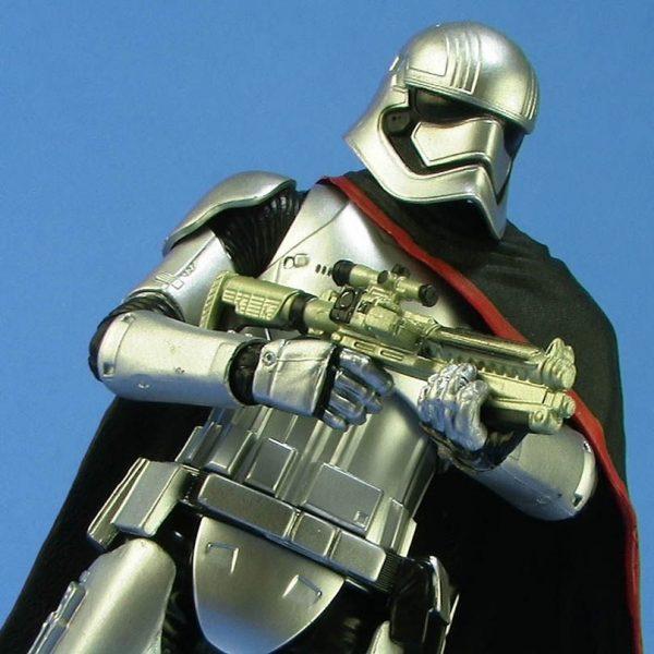 Star Wars First Order Captain Phasma Black Series Hasbro