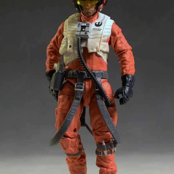Star Wars Poe Dameron Pilot Black Series Hasbro