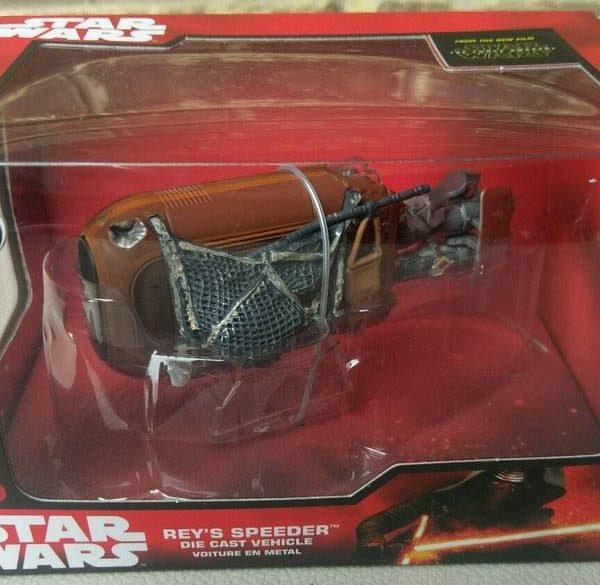 Star Wars Rey's Speeder Die Cast Disney