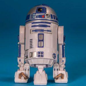 Star Wars Action Figure R2-D2 Astromech Droid Jabba Service Hasbro