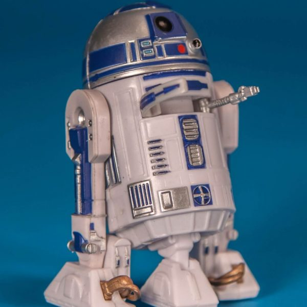 Star Wars Action Figure R2-D2 Astromech Droid Jabba Service Hasbro