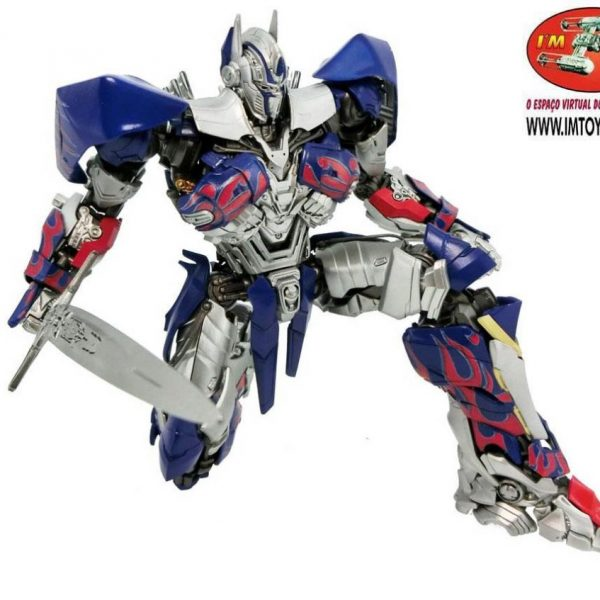 Transformers Age of Extintion Optimus Prime Dual Model Takara