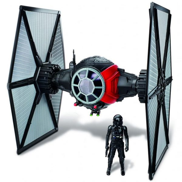 Star Wars First Order Tie Fighter Special Forces Hasbro