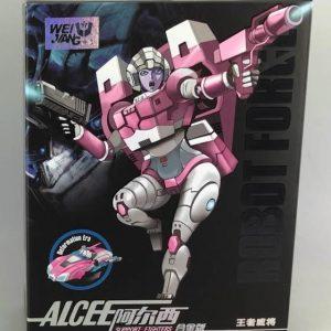 Transformers Masterpiece Arcee HG