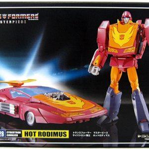 Transformers Hot Rodimus Masterpiece MP-28 Takara