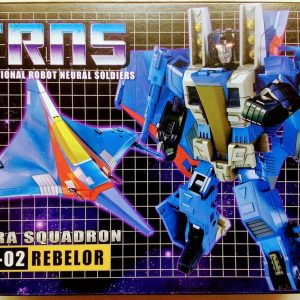 Transformers Rebelor Action Figure Impossible Toys