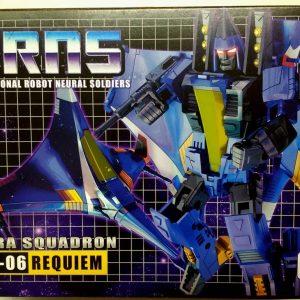 Transformers Requiem Action Figure Impossible Toys