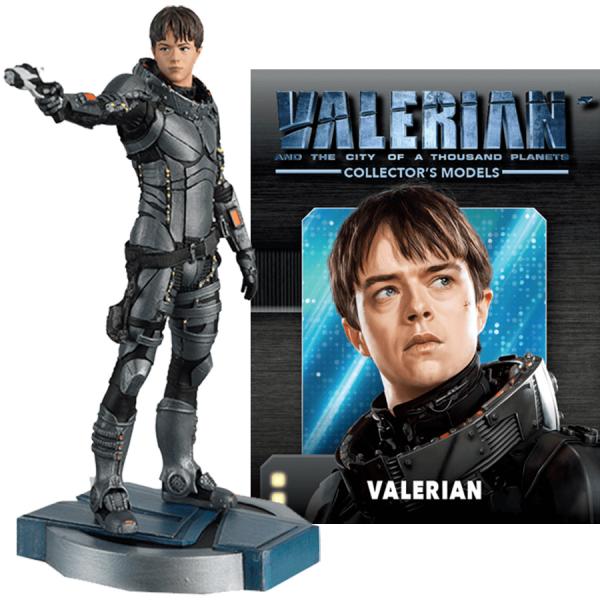Valerian Statue Eaglemoss