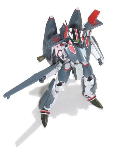 Macross Frontier VF-25F Robot Spirit Bandai