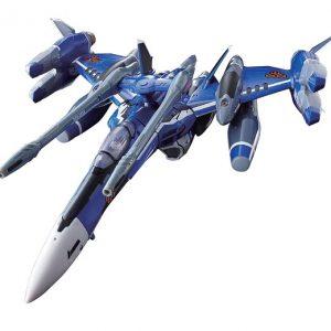 Macross Frontier VF-25G Messiah com Tornado Parts e Super Parts 1/60 DX Chogokin RENEWAL Bandai
