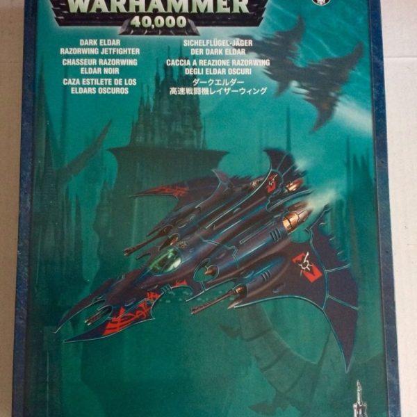 Warhammer 40K Dark Eldar Razorwing Game Workshop