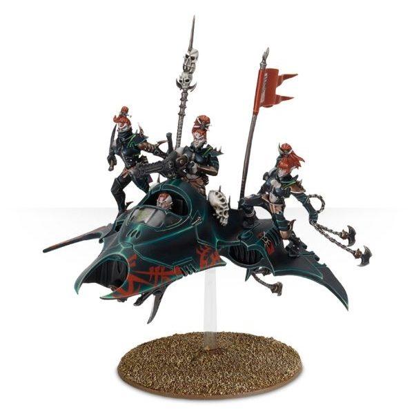 Warhammer 40K Dark Eldar Venom Game Workshop