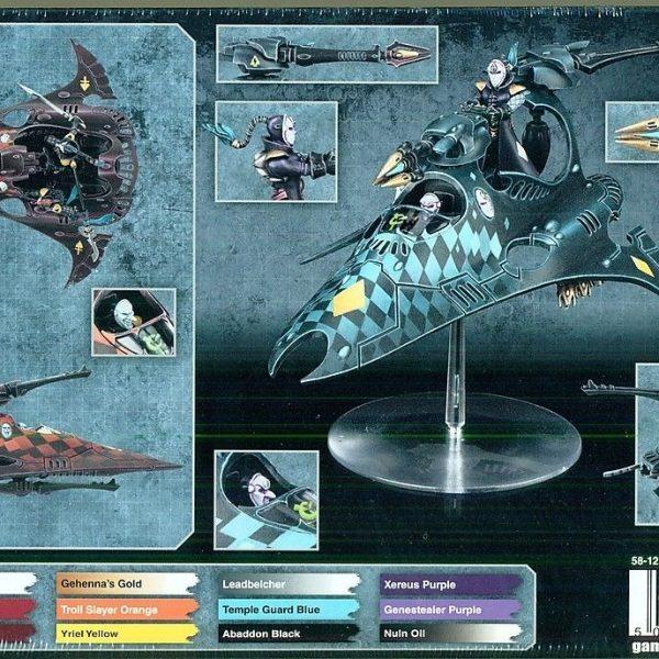 Warhammer 40K Harlequim Starweaver Game Workshop