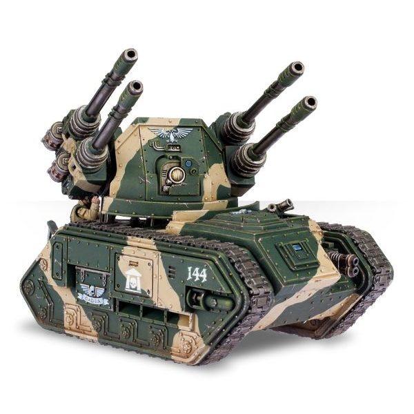 Warhammer 40K Hydra Tank Game Workshop
