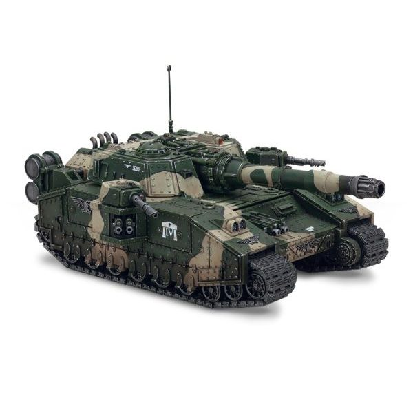 Warhammer 40K Baneblade Tank Game Workshop